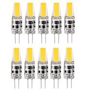 halpa -1.5W G4 LED Bi-Pin lamput T 1 LEDit COB Vedenkestävä Koristeltu Lämmin valkoinen Kylmä valkoinen Neutraali valkoinen 150-200lm 3000-6000K