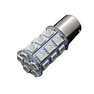 Недорогие Задние фонари-SO.K 1157 Автомобиль Лампы 3W W Epistar SMD 5050 300LM lm 27 Задний свет ForУниверсальный