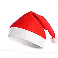 abordables Artículos para Celebración-Artículos Para Celebrar la Navidad Gorro de Papá Noel Disfraces de Papá Noel Juguetes Textil Adulto 1 Piezas