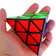 cheap Educational Toys-Magic Cube IQ Cube Shengshou Pyramid Alien Smooth Speed Cube Educational Toy Puzzle Cube Professional Level Speed Smooth Birthday Classic & Timeless Kid's Adults' Toy Boys' Girls' Gift