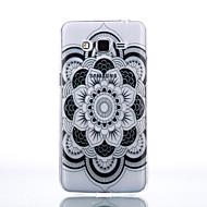 Na Samsung Galaxy Etui Przezroczyste Kılıf Etui na tył Kılıf Mandala Miękkie TPU SamsungJ7 / J5 (2016) / J5 / J3 (2016) / Grand Prime /
