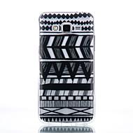 Kılıf Na Samsung Galaxy Samsung Galaxy Etui Przezroczyste Etui na tył Linie / fale Miękkie TPU na J7 J5 (2016) J5 J3 (2016) Grand Prime