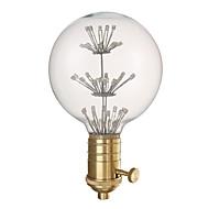 youoklight e27 G80 3W 220V dekorativa lampa och lamphållare kombination sälja.