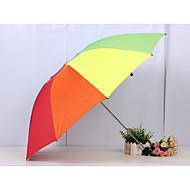 접는 우산 메탈 직물 실리콘 유모차 어린이 여행 레이디 남성 차