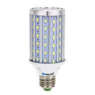 お買い得  -BRELONG® 1800lm E14 E26 / E27 B22 LEDコーン型電球 T 90 LEDビーズ SMD 5730 装飾用 温白色 クールホワイト 85-265V