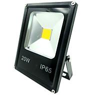 olcso LED projektorok-1pc 20w led fényszóró ip65 dekoratív kültéri világítás meleg / hideg fehér ac85-265v