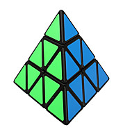 お買い得  -shenshou ピラミンクス 3*3*3 スムーズなスピードキューブ マジックキューブ パズルキューブ プロフェッショナルレベル スピード クラシック・タイムレス 子供用 おもちゃ 男の子 女の子 ギフト