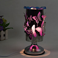 1PC Plugged Into Electricity Touch-Sensitive  Butterfly Essential Oils Fragrance Lamp Gift