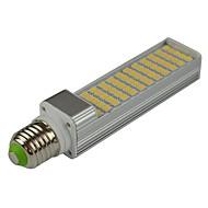 billige LED-lamper med G-sokkel-E14 G23 E26/E27 LED-lamper med G-sokkel T 60 leds SMD 5050 Dekorativ Varm hvid Kold hvid 1200-1400lm 3000/6000K Vekselstrøm 85-265