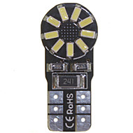 billiga -SENCART 10pcs Bilar Glödlampor SMD 3014 200lm innerbelysningen