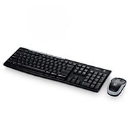 draadloze optische keyboard pak MK260 / kantoor aan huis draadloos suit