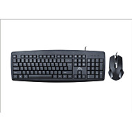 u u keyboard pak ijs km2010 spel toetsenbord wolf kostuum passen een desktop notebook