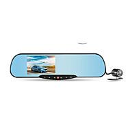 480p 848 x 480 HD 1280 x 720 Full HD 1920 x 1080 Автомобильный видеорегистратор 2,8 дюйма Экран Автомобильный видеорегистратор