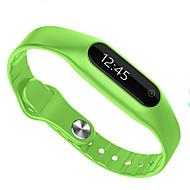 LXW 0001 Okos karkötőVízálló / Hosszú készenléti idő / Edzésnapló / Egészségügy / Sportok / Távolságmérés / Több funkciós / Viselhető /