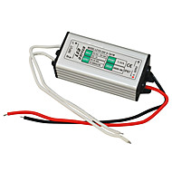 12-24 V Waterproof Aluminum LED Power Source 10 W