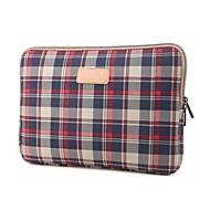 levne -Líšeň 10 '' 11 '' 12 '' kostkované vzor ochranné pouzdro notebook bag (různé barvy)