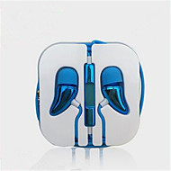 מוצרים Neutral H1027 אוזניות (בתוך האוזן)Forנגד מדיה/ טאבלט / טלפון נייד / מחשבWithעם מיקרופון