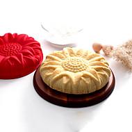 Χαμηλού Κόστους Κουζίνα και τραπεζαρία-ψήσιμο Mold Λουλούδι κινούμενα σχέδια σε σχήμα Σοκολατί Πίτες Κέικ Σιλικόνη Οικολογικό υλικό Φιλικό προς το περιβάλλον Ημέρα του Αγίου