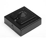 お買い得  -hqcam®CMOS 700tvlセキュリティー屋内CCTVカメラミニカメラピンホールカメラ隠しカメラ