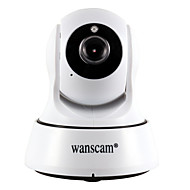 halpa -WANSCAM 1.0 MP Indoor with IR-suodatin 64G(Day Night Motion Detection Dual Stream Remote Access Plug and play Wi-Fi Protected Setup) IP