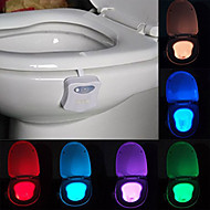 youoklight mișcare veioza toaletă activat condus toaletă lumina baie washroom