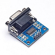 お買い得  Arduino 用アクセサリー-TTLコンバータモジュールへのRS232シリアル