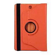 preiswerte Tablet Zubehör-Hülle Für Samsung Galaxy / Tab A 8.0 Ganzkörper-Gehäuse / Tablet-Hüllen Solide Hart PU-Leder für
