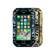 LOVE MEI for Apple iPhone 7 Plus 7 Case Cover Water Dirt Shock Proof Full Body Camouflage Color Hard Metal
