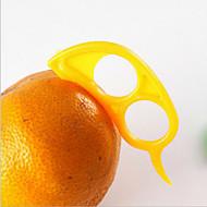 1 piece Policía& rallador de múltiples funciones plástico de la fruta / alta
