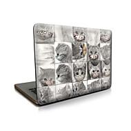 お買い得  PAG CREATIVE®-retina13 15 / macbook12猫アップルのノートパソコンのケースと11 13 / pro13 15 / MacBook Proの空気のために