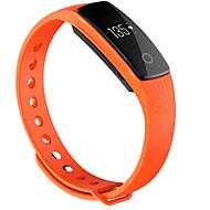 Недорогие Браслеты и трекеры для активного образа жизни-Муж. Наручные часы Смарт Часы Модные часы Спортивные часы Цифровой Сенсорный экран Секундомер Пульсомер Защита от влаги LED Педометры