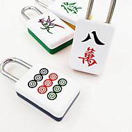 お買い得  トラベル小物-かばん用南京錠 番号錠 桁 バッグ用小物 用途