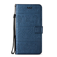 Недорогие Кейсы для iPhone 8 Plus-Кейс для Назначение Apple iPhone X iPhone 8 iPhone 8 Plus Кейс для iPhone 5 iPhone 6 iPhone 7 Бумажник для карт Кошелек со стендом Флип