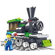 Χαμηλού Κόστους Παιχνίδια και Χόμπι-Τουβλάκια Παιχνίδια αυτοκίνητα Τρένο Παιχνίδια Ουρά Αγορίστικα Κομμάτια