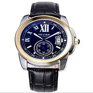 Недорогие Фирменные часы-Tevise Муж. Жен. Для пары Механические часы Часы со скелетом Модные часы Спортивные часы Кварцевый С автоподзаводом Календарь Защита от