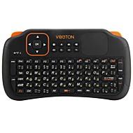 levne -LITBest S1 Bezdrátový 2.4GHz Úřad klávesnice MINI Ticho 87 pcs Klíče
