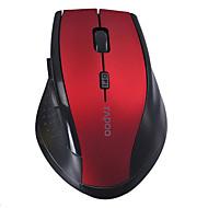 levne -Rapoo C20 Bezdrátové zařízení 2.4G Optické Office Mouse 2000 dpi 3 Nastavitelné úrovně DPI 6 pcs Klíče