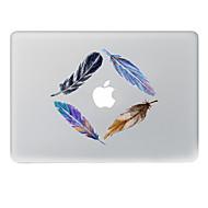 1개 스크래치 방지 애플로고 관련 투명 플라스틱 바디 스티커 패턴 용MacBook Pro 15'' with Retina MacBook Pro 15'' MacBook Pro 13'' with Retina MacBook Pro 13'' MacBook
