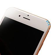 Недорогие Модные популярные товары-Защитная плёнка для экрана Apple для iPhone 6s iPhone 6 Закаленное стекло 1 ед. Защитная пленка для экрана Уровень защиты 9H HD