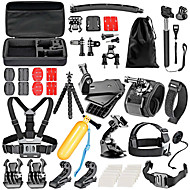 Accessory Kit For Gopro For Action Camera Gopro 6 Gopro 5 Xiaomi Camera Gopro 4 Gopro 3 Gopro 2 Gopro 3+ Gopro 1 Sports DV SJCAM Skiing