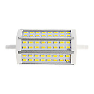 abordables Luces LED de Tubo-10W 200lm R7S Focos LED T 48 Cuentas LED SMD 5730 Blanco Cálido Blanco Fresco 85-265V
