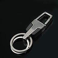Classic / Modern / Kreatív-cink ötvözet-Személyre szabott ajándékot kulcstartó
