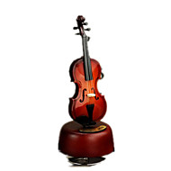 Music Box Toys Violin Classic & Timeless Pieces Boys' Girls' Christmas Birthday Gift