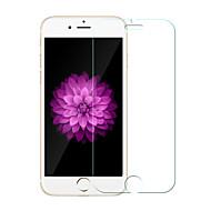 Недорогие Модные популярные товары-Защитная плёнка для экрана Apple для iPhone 6s iPhone 6 Закаленное стекло 1 ед. Защитная пленка для экрана