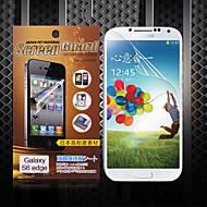 Защитный HD-экран протектор для Samsung Galaxy s6 края (3 шт)