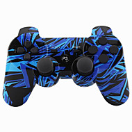 cheap PS3 Controllers-Bluetooth Controllers - Sony PS3 Bluetooth Gaming Handle Rechargeable Wireless 19-24h