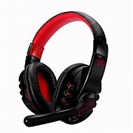 billige -OVLENG V8-1 Trådløs Hodetelefoner dynamisk Plast Gaming øretelefon Med volumkontroll Med mikrofon Støyisolerende Headset
