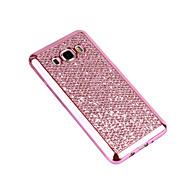 hoesje Voor Samsung Galaxy J7 Prime J5 Prime Schokbestendig Achterkantje Glitterglans Zacht TPU voor J7 (2016) J7 Prime J7 J5 (2016) J5