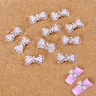 abordables -Bijoux pour ongles Adorable Manucure Manucure pédicure Métal Classique Quotidien
