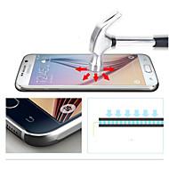 お買い得  Samsung 用スクリーンプロテクター-スクリーンプロテクター Samsung Galaxy のために S6 強化ガラス スクリーンプロテクター